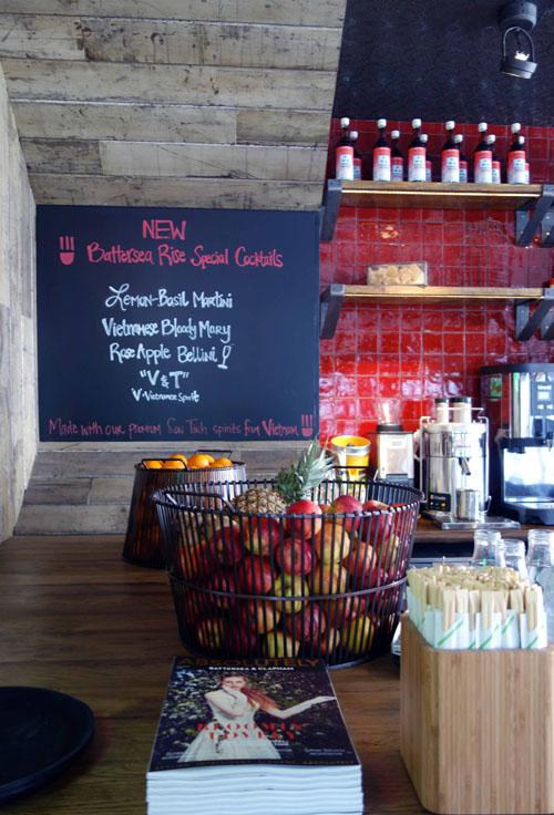 Pho Restaurant Battersea Rise