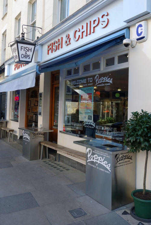 Places to Eat in London Eating London Food Tour