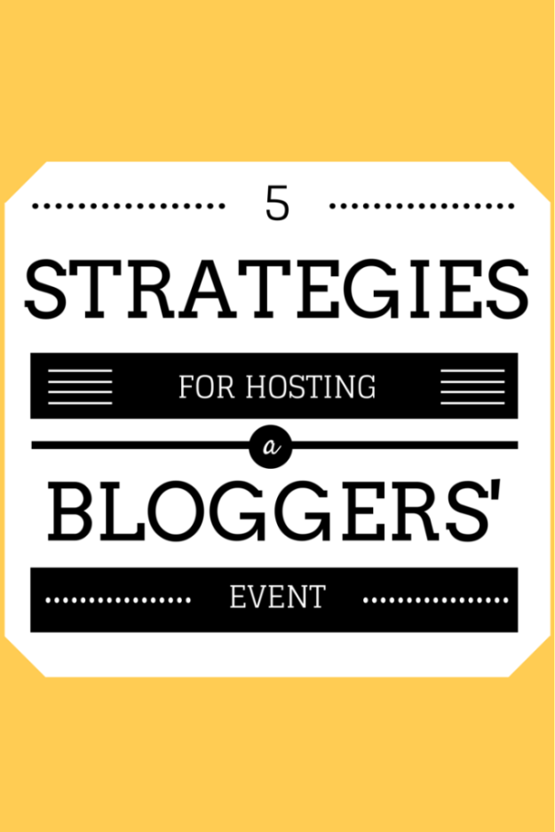 how-to-host-a-blogger-event