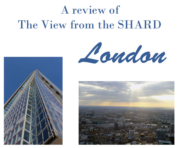 A View from the Shard Review