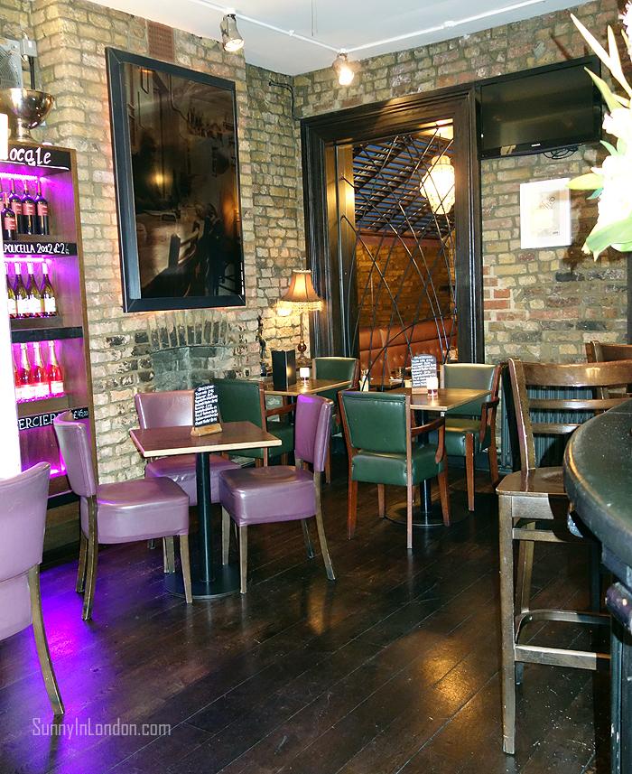 Locale italian restaurant fulham london sunny in london - Cucina restaurant london ...