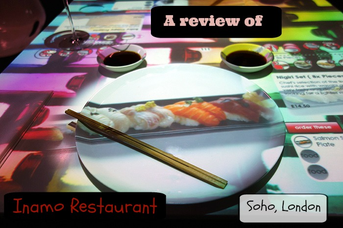 Inamo Restaurant Review London