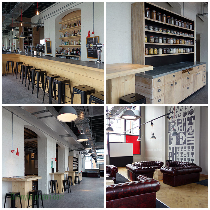 Print House Bar & Kitchen Stratford London