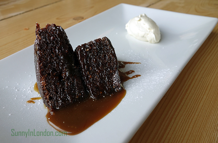 Print House Sticky Toffee Pudding