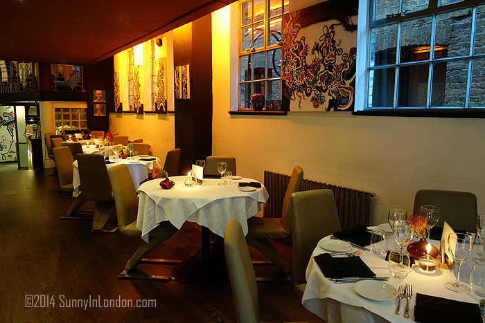 Tentazioni Restaurant London Bermondsey
