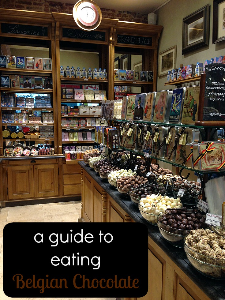 Belgian Chocolate Guide