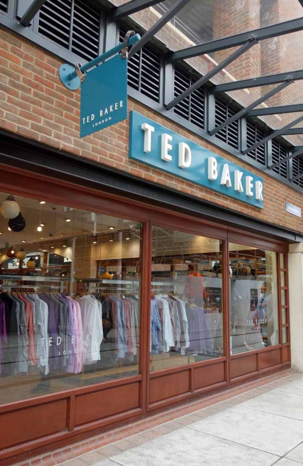 Ted-Baker-Gunwharf-Quays-UK-Outlet-Shopping