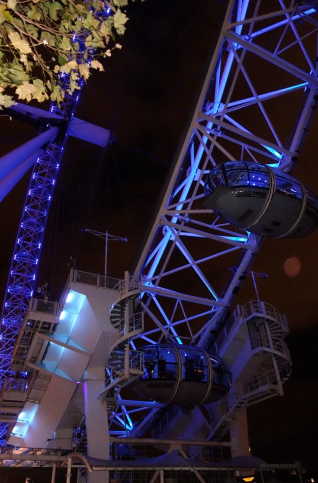 best views of london- The London Eye
