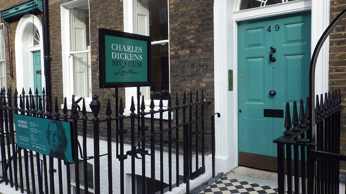 Things to Do in London at Christmas Charles Dickens Museum