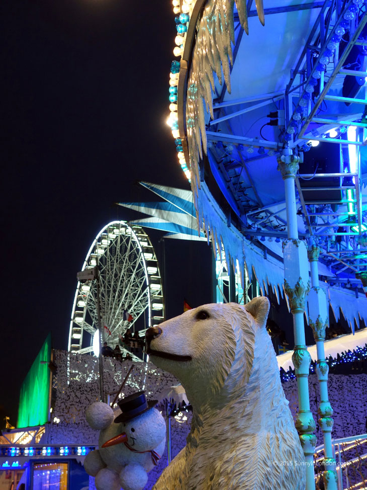 Advice for Visiting Winter Wonderland in London