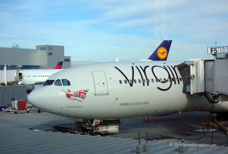 How to Fly Virgin Atlantic Heathrow to the US