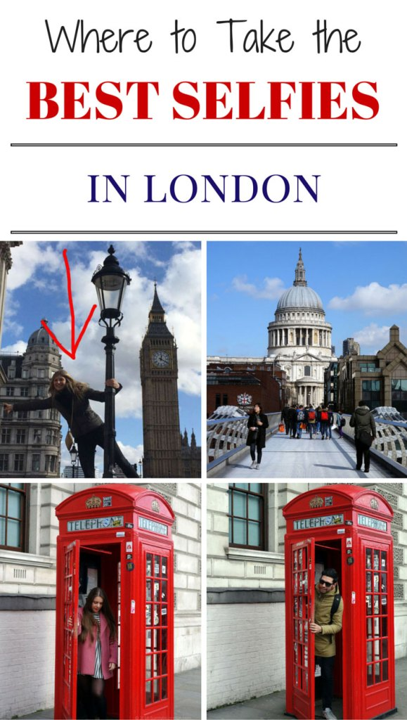 11 Best Places to Take a Selfie in London