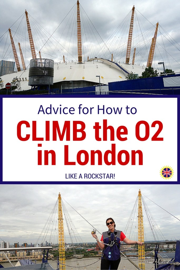 Climb the O2 review Up at the O2 Visiting London guide of things to do
