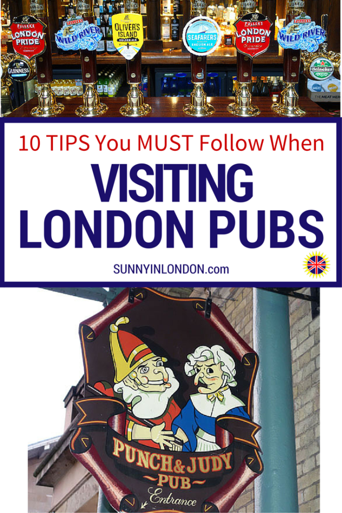 10-Tips for-Visiting London-Pubs