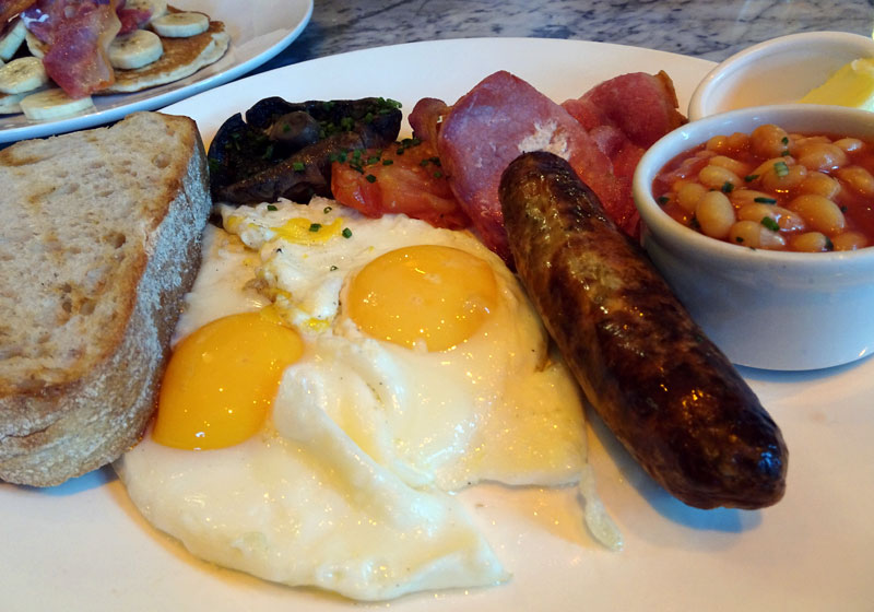 Cafe Rouge Southgate Rouge Breakfast