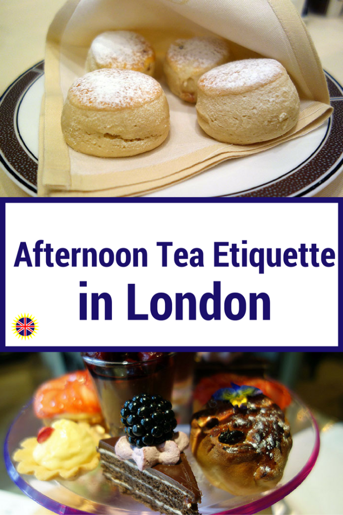 afternoon tea etiquette guide for london