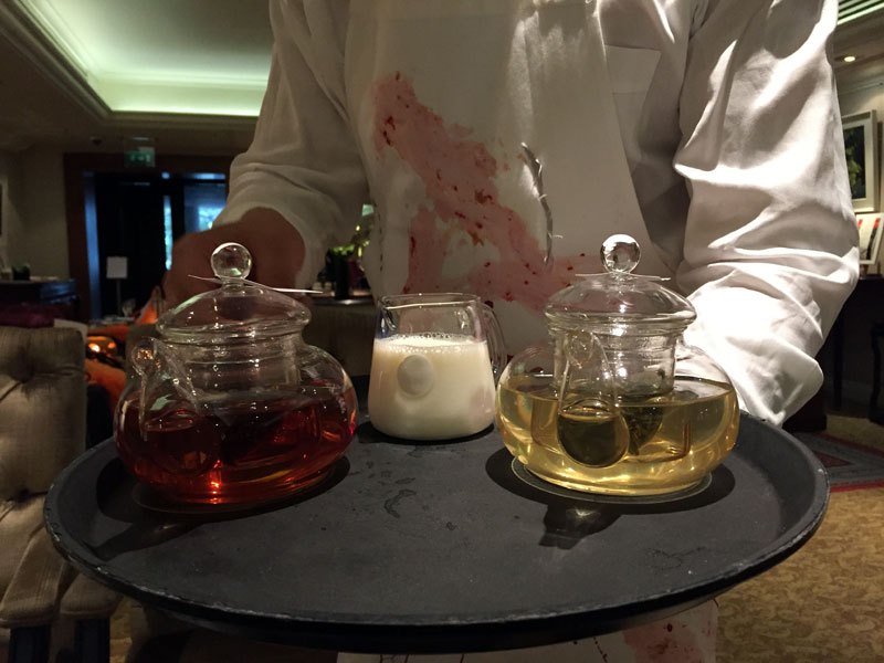 halloween-afternoon-tea-lancaster-london-chef-ben-purton