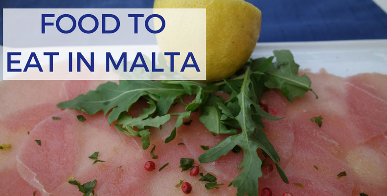 What Food to Eat in Malta