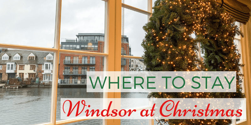 Sir Christopher Wren Hotel- Where to Stay Near Windsor Castle at Christmas