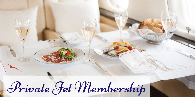Private Jet Membership as a Travel Option