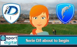 2: Serie D/I about to begin