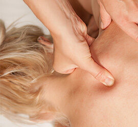 Aroma Sports Massage for pain