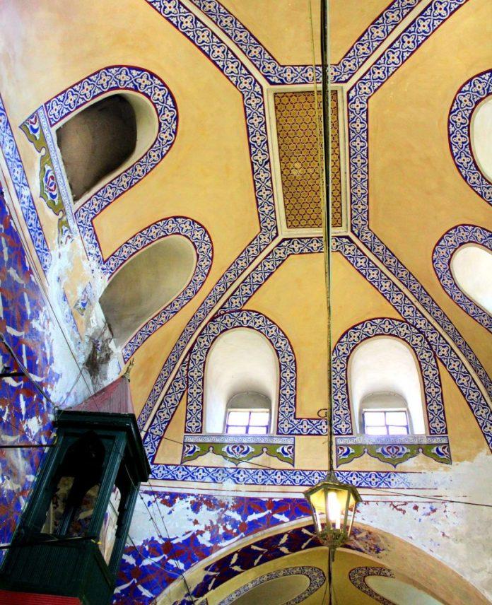 Ceiling Istanbul Grand Bazaar