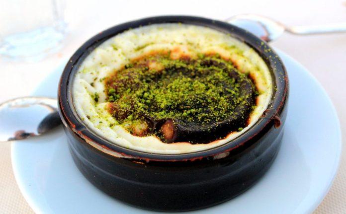 Dessert Seven Hills Istanbul restaurants