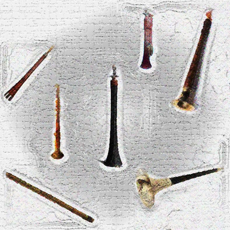 various shawms 2