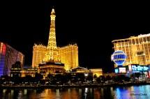 Day 191 Paris Las Vegas Hotel & Casino Sunny'
