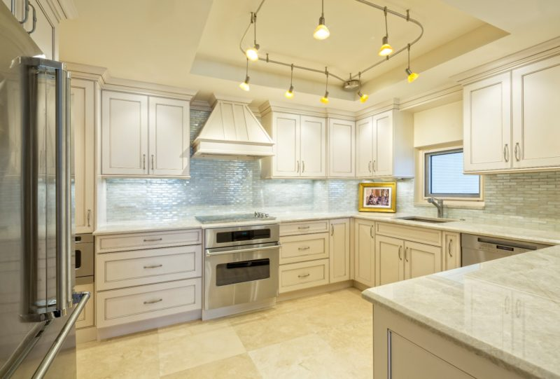 kitchen cleaning gray rugs sunnymaids referral agency beautifully remodeled
