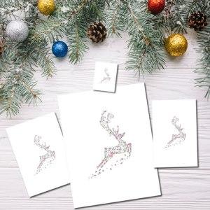 Designer Reindeer