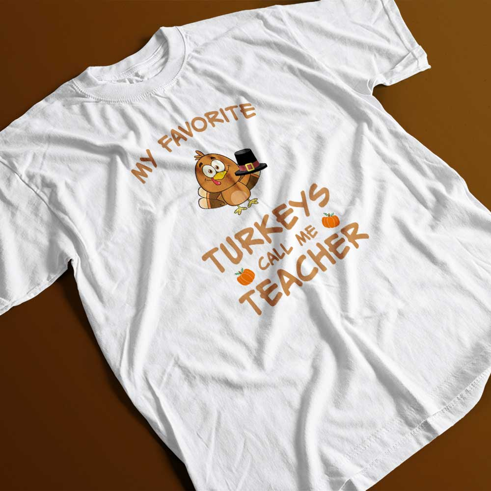 turkey teacher