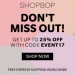shopbop upto75off cover img