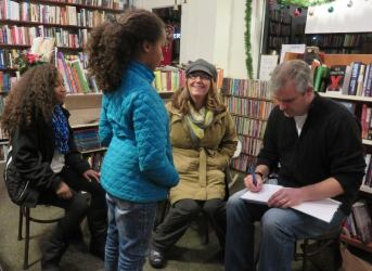 Redmond book signing 16
