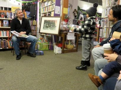 Redmond book signing 4