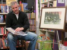 Redmond book signing 5