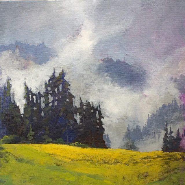 Hiking Whistler