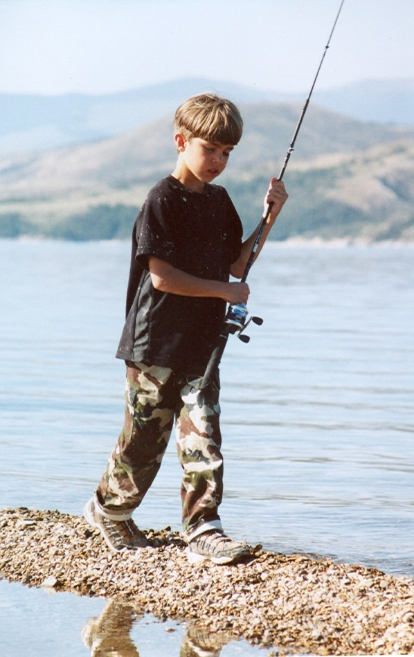 2004 Dorsey Family Vacation to Yellowstone and Montana 225 - Copy