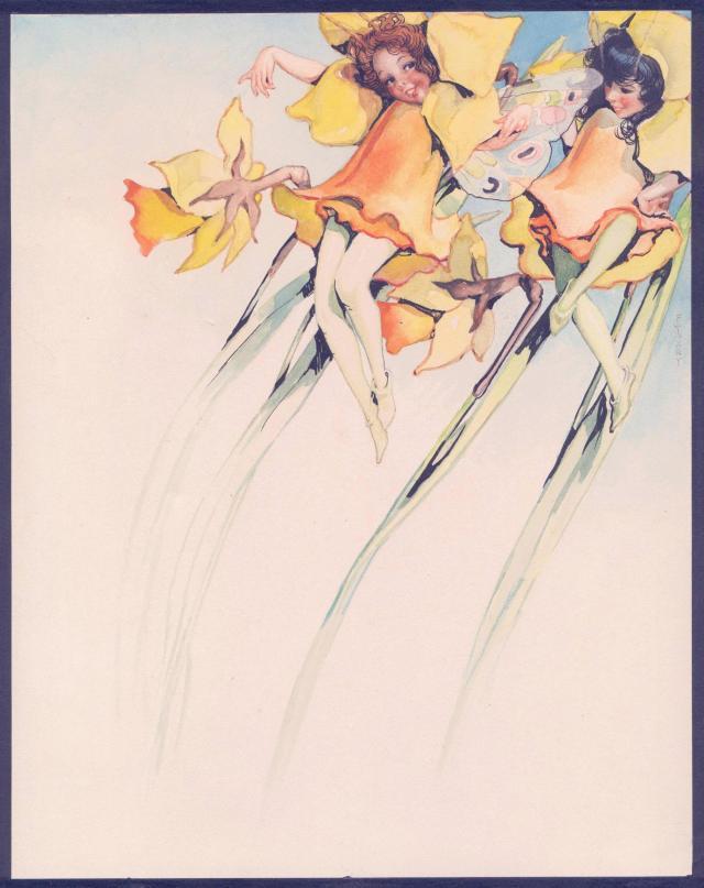 Fanny Y. Cory, Daffodils
