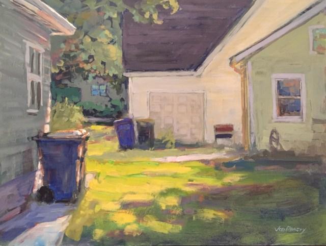 25 - Neighbors - 18x24