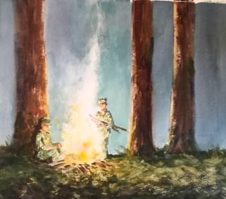 Big fire 2
