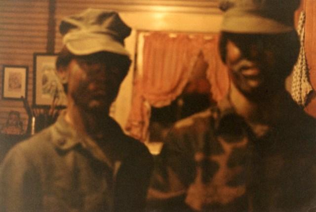 Jason Dorsey and Tom Hamilton 1984