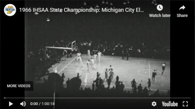 IHSAA footage