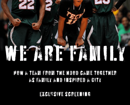 OK…here's the two-option plan for the exclusive screening of We Are Family in September