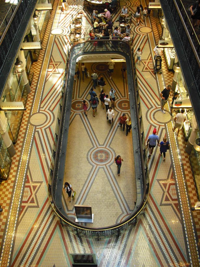 Sydney Tipps Sehenswürdigkeiten Queen Victoria Building