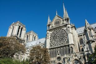 Wochenende in Paris: Notre Dame in Paris