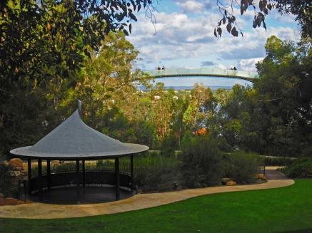 Roadtrip Australien Westküste Perth Walkway