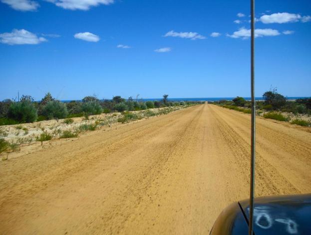 Roadtrip Australien Westküste Straßen