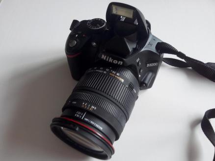 Blogger Kamera Nikon D3200